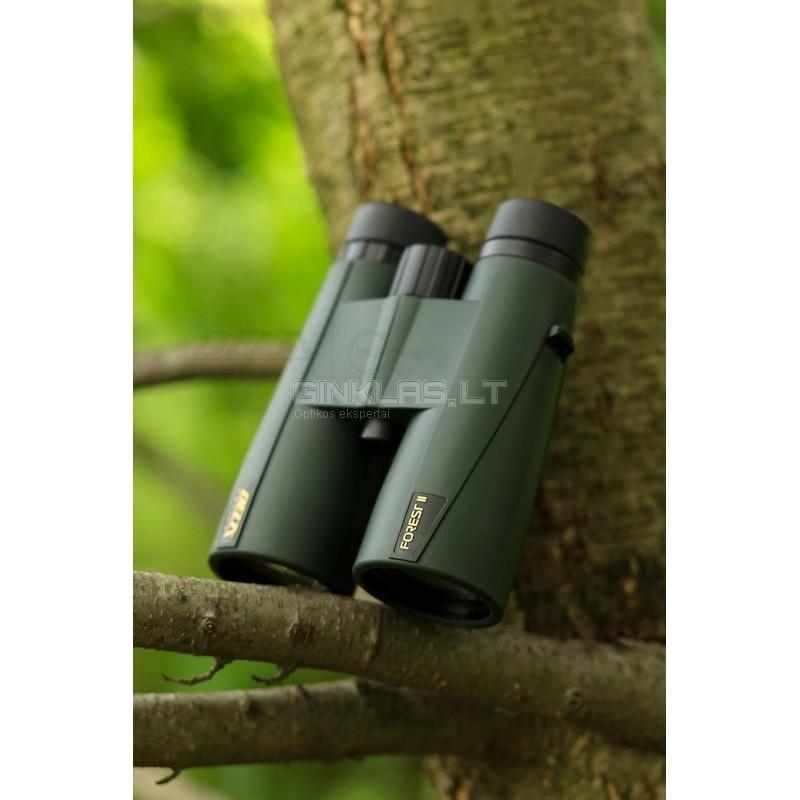DELTA Optical Forest II Binocolo 8,5x50 binoculare Pirsch caccia Uccelli Osservazione