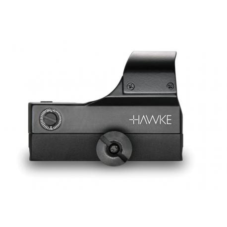 Hawke Reflex Sight 1x30 Weaver collimator