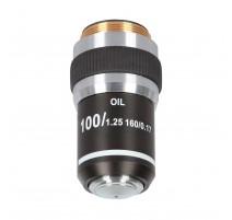 Delta Optical 100x achromatinis lęšis (skirtas Genetic Pro) Mikroskopų priedai Delta Optical