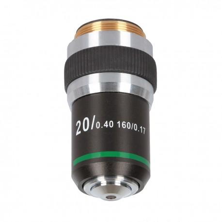 Delta Optical 20x achromatic lens (for Genetic Pro)