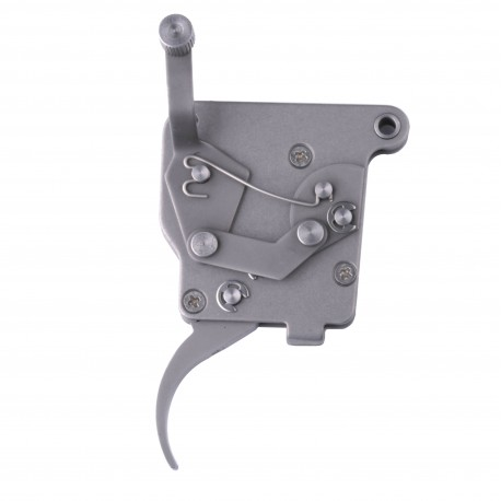 Jewell HVR trigger with safety Triggers Dolphin Gun Company