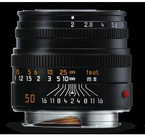 Leica Summicron-M 50 f/2 objektyvas Foto-video priedai Leica