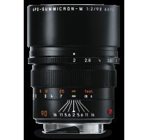Leica Apo-Summicron-M 90 f/2 ASPH. objektyvas Foto-video priedai Leica