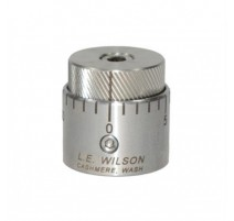 Wilson Stainless micro adjust bullet seating cap