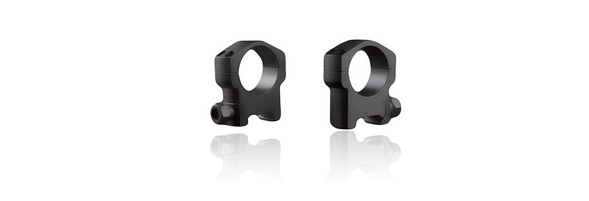 Promount riflescope mounting rings